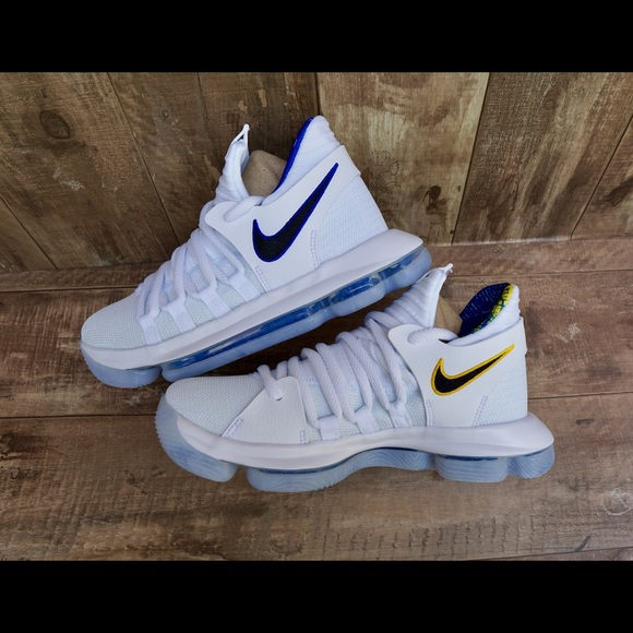 new styles 1f270 9594a Nike Zoom KD 10 Limited Edition NBA (GS) NWT